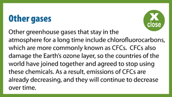 Other Gases Popup Information
