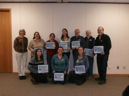 Energize Corvallis training steward volunteers