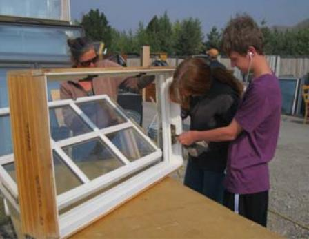 Building Material Thrift Store (BMTS) conduct a popular workshop