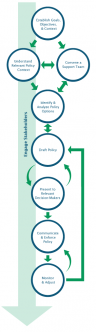 Adopt a Policy Flowchart