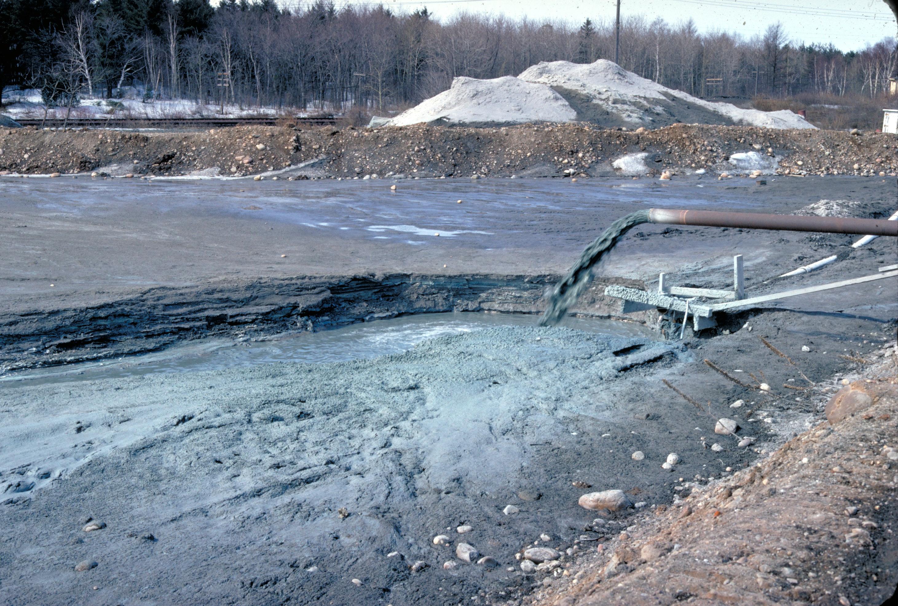 coal ash waste disposal
