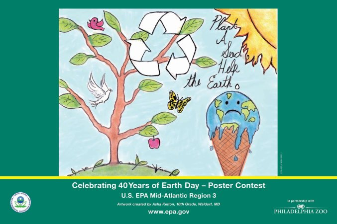 Student Poster Contest Winners | Mid-Atlantic EE Resources | US EPA