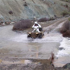 Clear Creek Naturally Occurring Asbestos In California
